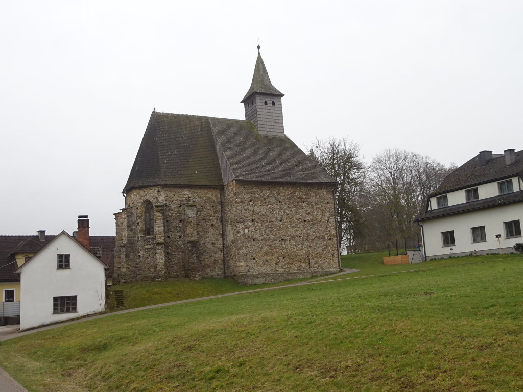 Kath. Filialkirche hl. Martin in Innerochsenbach - Innerochsenbach, Niederösterreich (3325-NOE)