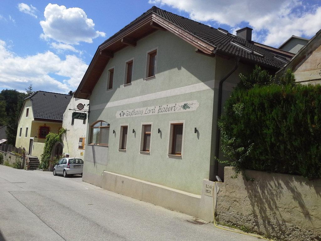 Gasthaus zur Gemütlichkeit, perfekter Jause und tollen Weinen - Ursprung, Niederösterreich (3382-NOE)